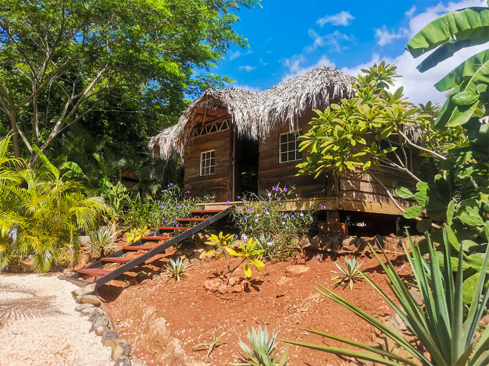 glamping costa rica flor y bambu playa grande casita de madera mimosa (2)